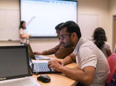Cybersecurity engineering master's degree