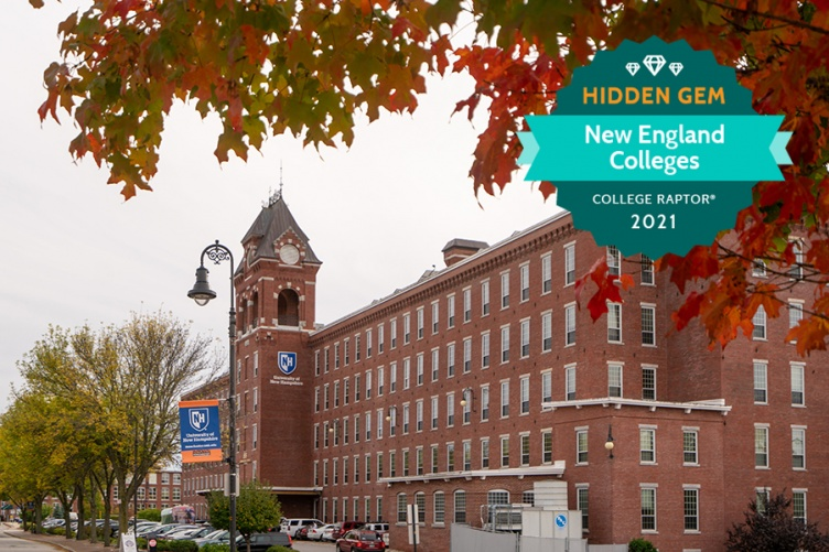 UNH Manchester Hidden Gem Ranking