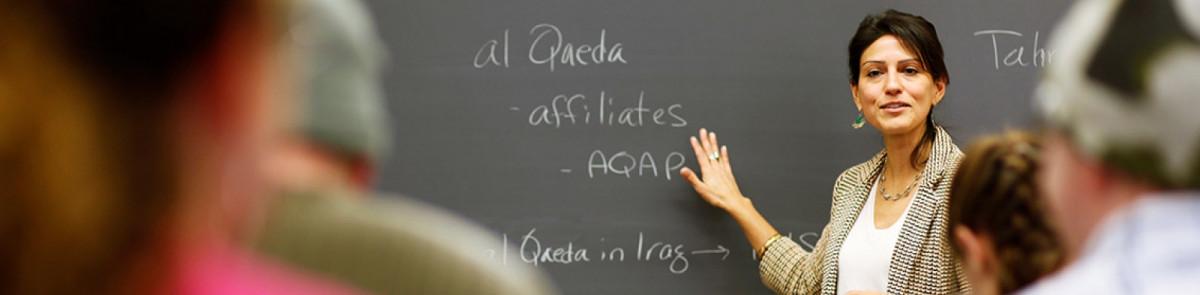 Terrorism Studies Minor