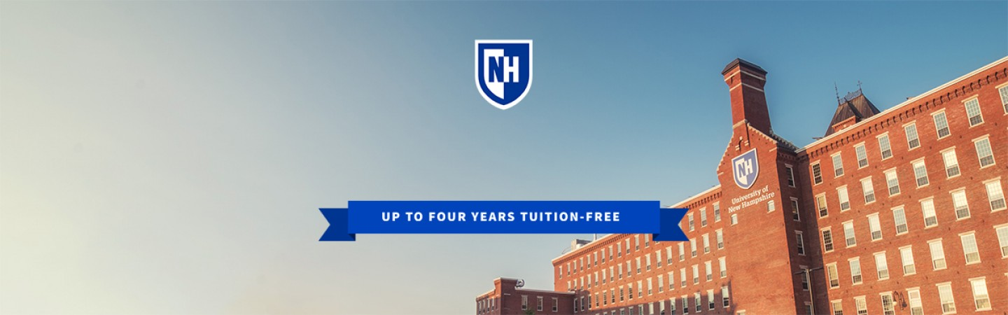 Granite Guarantee, tuition-free program to UNH Manchester for qualified first-year and transfer New Hampshire students