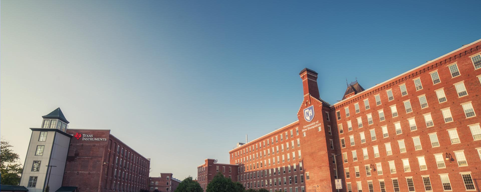 UNH Manchester Building photo