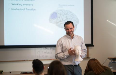 Dr. Daniel Seichepine