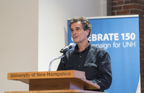 FIRST Founder and Inventor Dean Kamen to Address 2018 UNH Manchester Graduates