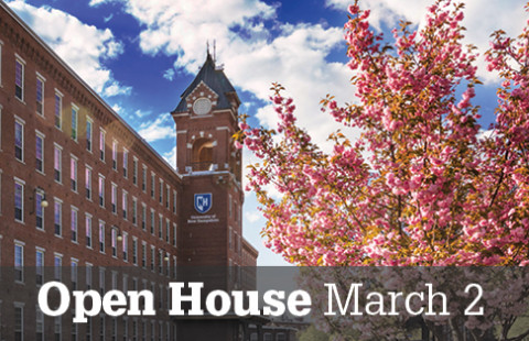 Open House March 2