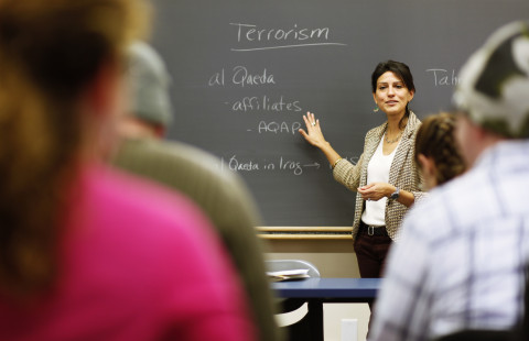 UNH Manchester Launches New Minors in Corporate Security, Forensic Accounting and Terrorism Studies