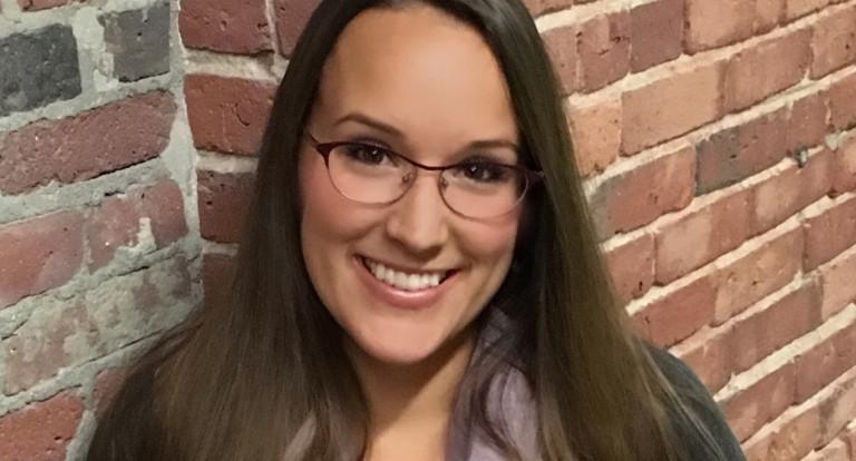 Kara Kelly-Martin '19 in ASL/English Interpreting Field Experience