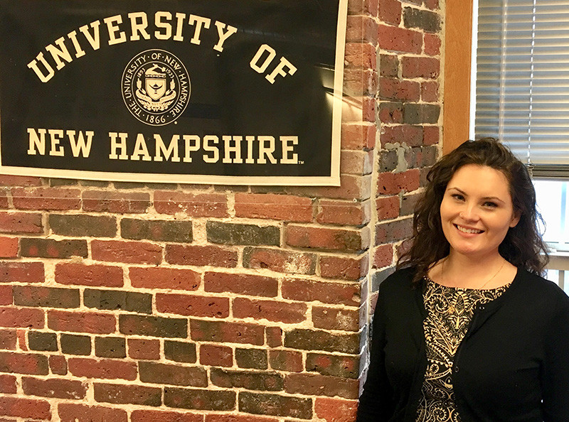 Alexandra Kirade is pursuing a Master of Public Administration and a Master in Community Development Policy and Practice at UNH